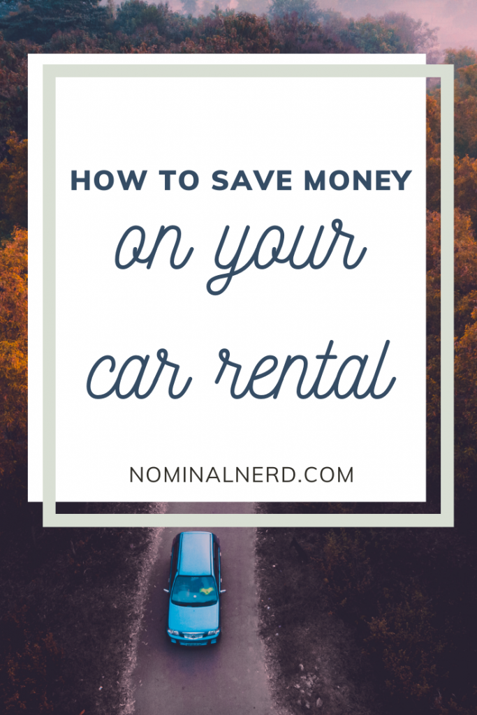 Renting a car can be something you absolutely need for your trip, but can be frustrating to deal with, since the fine print and price can get out of hand. Here are 13 serious money-saving tips to save the most you can on your next car rental!  #budgetcar #budgettravel #carrental #savingoncarrental #cheaprental #cheapcar #budget