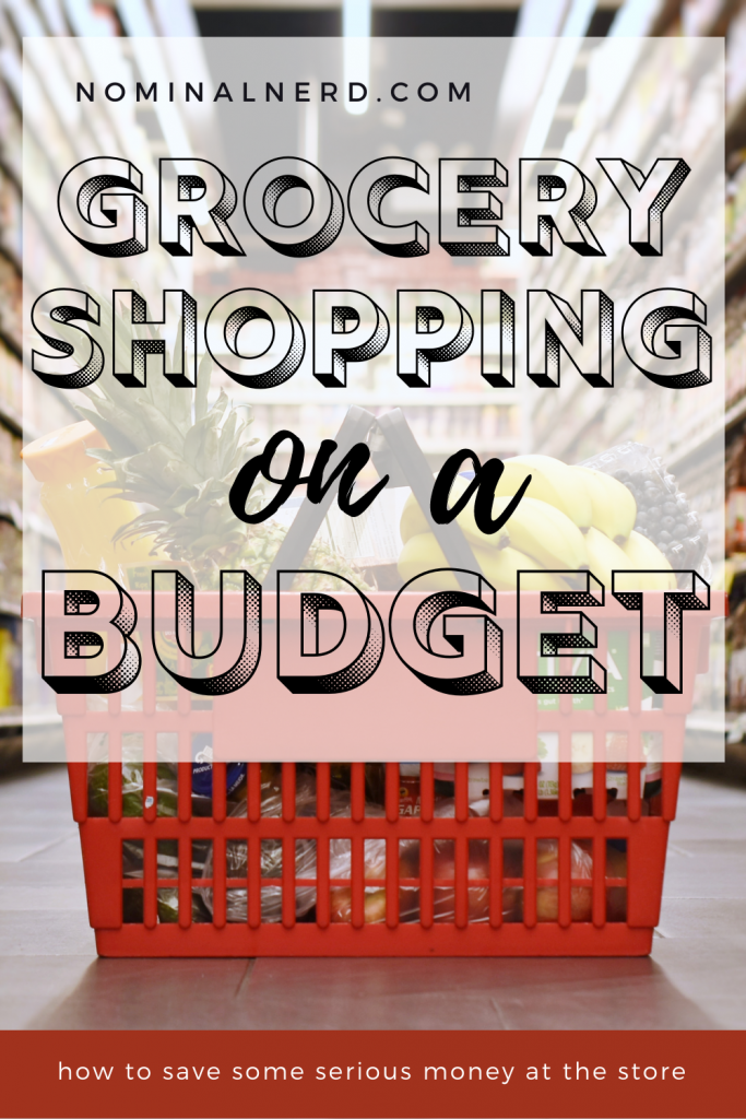 Are you trying to do your grocery shopping on a budget? Check out our tips and tricks to save a ton of money on your grocery budget! groceries | grocery budget | save money on groceries | save money | food budget